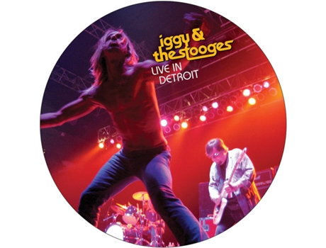 Vinil Iggy & The Stooges - Live In Detroit