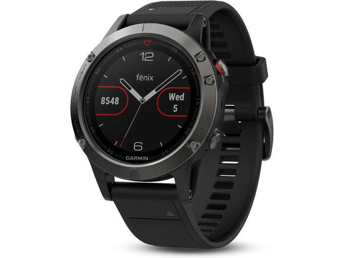 2accefb49a6 Relógio Desportivo GARMIN Fénix 5 (Bluetooth - Até 2 semanas de autonomia)