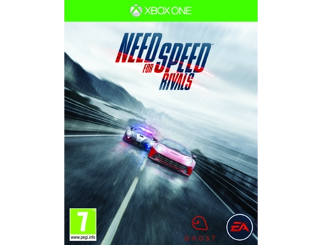 Jogo XBOX ONE Need For Speed Rivals — Idade Mínima Recomendada: 7