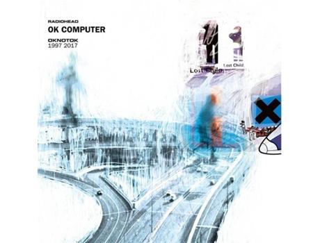 POP-STOCK - LP3 BOX SET RADIOHEAD: OK COMPUTER OKNOTOK 1997 2017