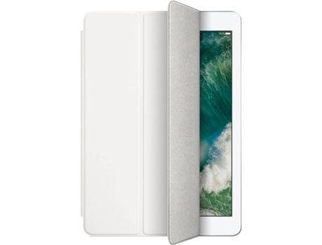 Capa APPLE iPad Smart Cover Branco — iPad Air 2 / iPad