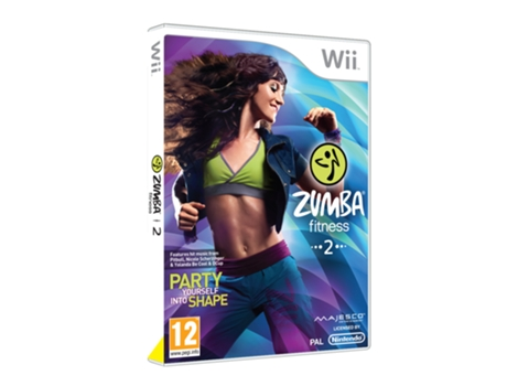 Jogo Nintendo Wii Zumba Fitness 2 Solus Worten Pt