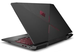 Portátil Gaming 15.6'' HP OMEN 15-ce007np — Intel Core i7-7700HQ / 16 GB / 1TB + 128 GB