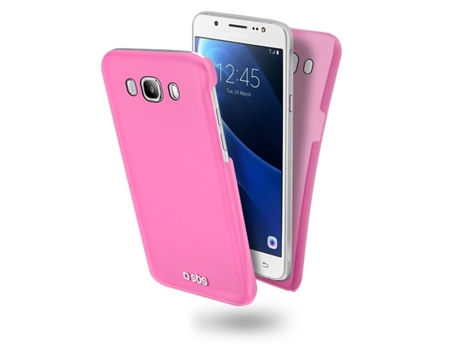 Capa Color Feel SBS Galaxy J5(2016) Rosa — Capa / Samsung / Galaxy J5(2016)