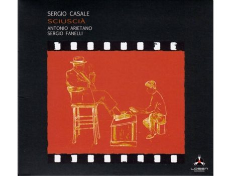 CD Sergio Casale - Scissors In My Pocket (1CDs)