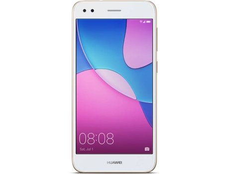 Smartphone Huawei Y6 PRO 2017 5' 16GB Dourado — Android 7.0 / 4G / 5'' / Qualcm Snapdragon 425