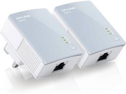 Powerline TP-LINK PA411 (500 Mbps - 2 uni.)