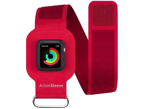 Armband TWELVE SOUTH Apple Watch Vermelho — Compatibilidade: Apple Watch 38 mm