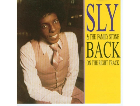 CD Sly & The Family Stone - Back On The Right Track