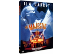 DVD The Majestic — De: Frank Darabont | Com: Jim Carrey, Laurie Holden