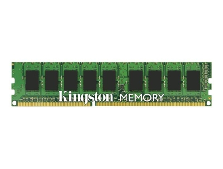 Memória RAM DDR3 KINGSTON 4 GB (1600 MHz - CL 5 - Verde) — 4 GB | 1600 MHz | DDR3