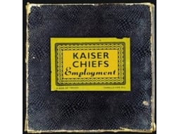 CD Kaiser Chiefs - Employment — Pop-Rock