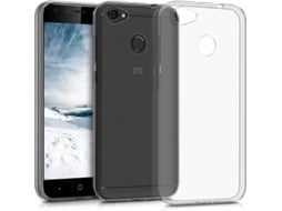 Capa MUVIT Crystal Soft ZTE A6 Transparente — Compatibilidade: ZTE A6