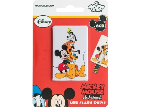 Pen USB TRIBE USBCard Disney Group 8GB — 8 GB / USB 2.0