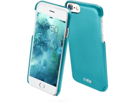 Capa SBS iPhone 7 Color Feel   Azul Claro — Compatibilidade: iPhone 7