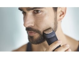 Aparador Corporal Multigroom Philips MG5730/15 — Autonomia: 80 min / C/ precisão extra / Wet and dry
