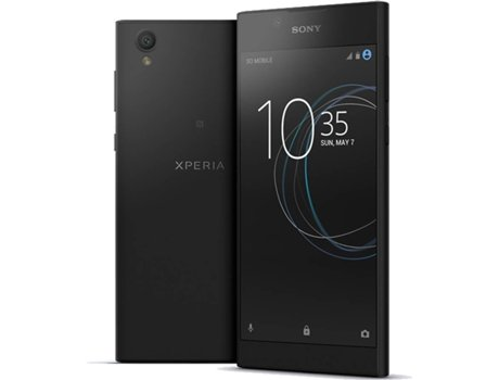 Smartphone SONY Xperia XA1 Plus 32 GB Preto — Android 7.0 | 5.5'' | Octa-core 4x2.3 + 4x1.6 GHz | 4GB RAM