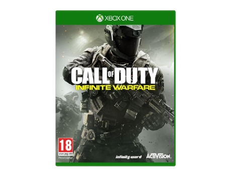 Jogo XBOX ONE Call of Duty Infinite Warfare Day One Edition — FPS | Idade mínima recomendada: 18