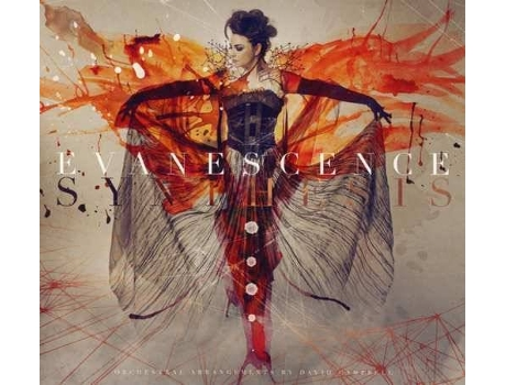 CD Evanescence - Synthesis — Pop-Rock