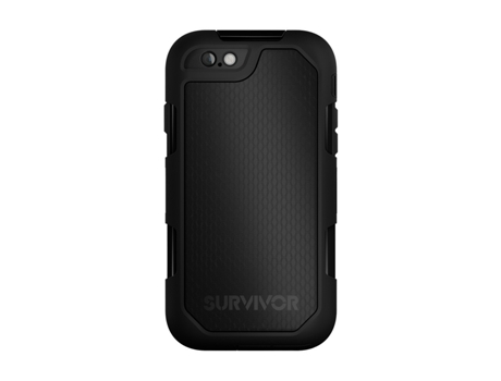 Capa GRIFFIN Summit iPhone 6 Plus, 6s Plus Preto — Compatibilidade: iPhone 6 Plus, 6s Plus