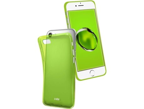 Capa SBS Cool iPhone 6, 6s, 7, 8 Verde — Compatibilidade: iPhone 6, 6s, 7 ,8