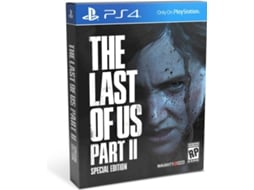 Jogo PS4 The Last of Us II (Special Edition - M18)