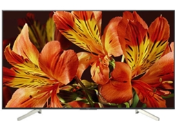 TV LED 4K Ultra HD 85'' SONY KD85XF8596 — 4K Ultra HD
